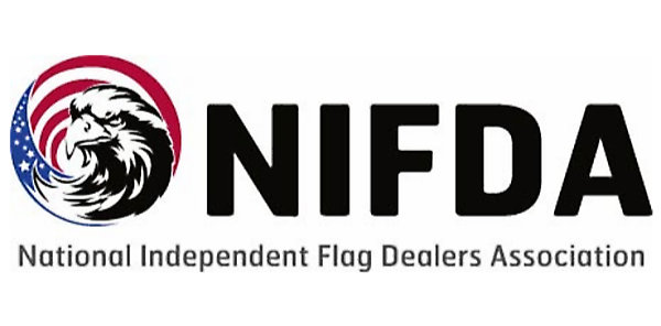 National Independent Flag Dealers Association member